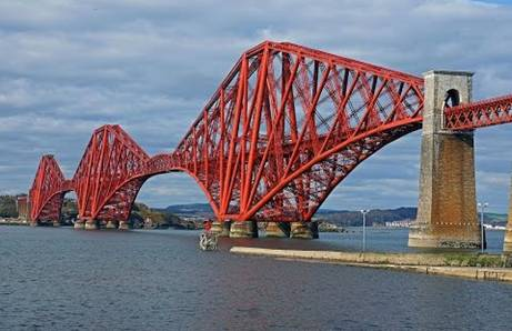 Image result for forth railway bridge